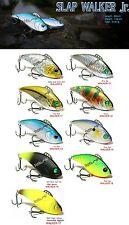 "PAYO SLAP WALKER Jr. 2.36"" 1/2oz Vibration Bass Pike Peocock Fishing Lure"