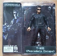 """Neca Terminator figura de acción PVC t-1000 """"pescadero escape"""" 18cm nuevo/en el embalaje original"""