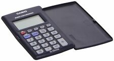 Pocket Calculator Casio Large Display Euro € Conversion with HL-820VER