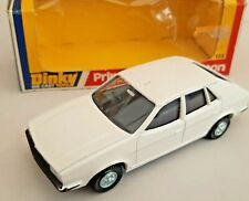 DINKY - No 123 - PRINCESS 2200HL SALOON - WHITE - VN MINT AND BOXED