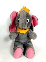 Vintage 60s-70s Walt Disney Dumbo Elephant Plush California Stuffed Toys
