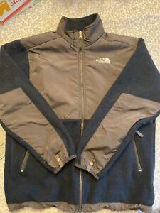 The North Face Blue zip-up Denali Polartec Fleece Jacket sz XL Boys