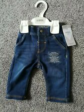 0-3 Baby Boys Jeans From M&S