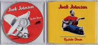 JACK JOHNSON Upside Down 2005 UK 1-track promo CD