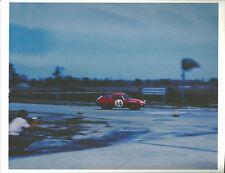 #pha.017492 Photo AUSTIN HEALEY SPRITE SEBRING 24 HEURES DU MANS 1961 Car Auto
