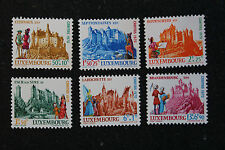 Timbres / Stamp LUXEMBOURG Yvert et Tellier n°764 à 769 n** (cyn13)