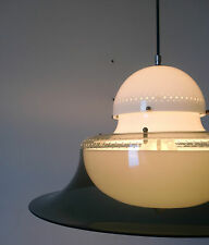 Rare 60s Sergio Asti lamp Kartell pendant light KD 14 Leuchte Lampe annees  60
