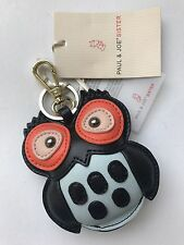 Paul & Joe Sister Leather Key Ring Accessory
