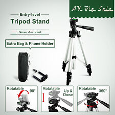 AU Professional Tripod Stand Camcorder Light weight for Canon Nikon  Camera DSLR