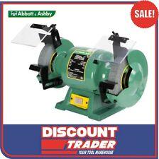 "Abbott & Ashby 280W 6"" 150mm Industrial Bench Grinder - ATBG280/6"