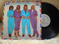 ABBA lp GRACIAS POR LA MUSICA CBS DAL 40301 ORIGINAL 1980 SPANISH VERSION