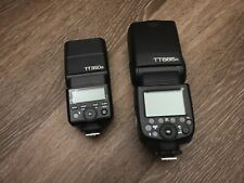 Godox TT685o + TT350o TTL HSS Flash Speedlite for Olympus and Panasonic Camera