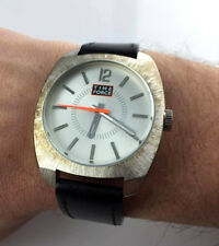 TIME FORCE 5690 WATCH '68 revolution OROLOGIO DESIGN ITALY VINTAGE quarzo new