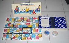 BACIOPOLI Il gioco dell'amore Editrice Giochi 81 Monopoli Baci Perugina Monopoly