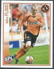 PANINI 2009-S.P.L.COLLECTION-#099-DUNDEE UNITED-WILLO FLOOD IN ACTION