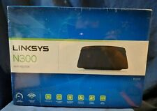 LINKSYS N300 WI-FI ROUTER  E1200-NP 4 Port Router wifi internet access