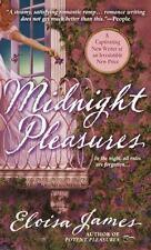 Midnight Pleasures - Eloisa James (Historical Romance Paperback)