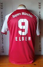Nº9 ELBER Bayern Munich 2003-2004 Camiseta Futbol Adidas Shirt Trikot Maglia