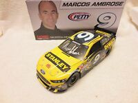 2013 Ford MARCOS AMBROSE STANLEY SIGNED FLASHCOAT COLOUR 171 MADE 1:24 scale