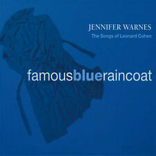 Jennifer Warnes / Famous Blue Raincoat - Vinyl LP 180g audiophil IMPEX