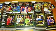 Panini Adrenalyn XL CARD FIFA365 FIFA 365 50 Packets Packs Booster Tüten Bustine