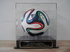 Display Case For Your Lionel Messi 2014 FIFA World Cup Autographed Soccer Ball