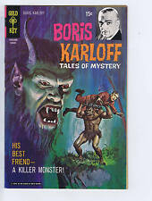 Boris Karloff Tales of Mystery #31 Gold Key 1970