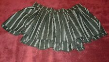 Tripp Nyc Black&White Pleated Sexy School Girl  Skirt Sz S