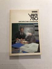 1977-78 VAX11 780 Architecture Digital Computers Hardware  Handbook #175