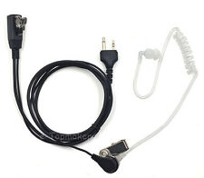 2 Pin Security Earpiece PTT for Midland LXT490VP3 LXT118VP LXT560VP3 LXT114VP