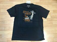 The Walking Dead Supply Drop Half Moon Vintage Tour T-Shirt XL LE Black LE