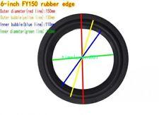 "1pcs 6"" inch Speaker rubber Edge Speaker surround Speaker repair FY-150"