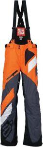 Brand New Arctiva S7 Comp RR Snowmobile Bibs ~ 36 ~ Orange/Black ~ # 3130-1113