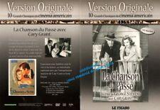 LA CHANSON DU PASSE - Gary Grant  - dvd occasion