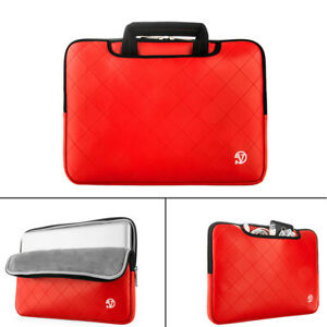 """VanGoddy Leather Tablet Sleeve Case Cover Bag For 12.3"""" Microsoft Surface Pro 7"""