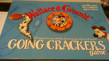 PRESSMAN  WALLACE & GROMIT GOING CRACKERS GAME. THE GAME. COMPLETE