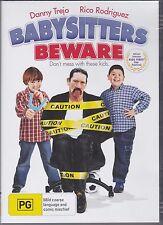 BABYSITTERS BEWARE - Trenton Rogers, Rico Rodriguez, Chris Cleveland - DVD