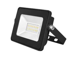 10W RGB LED Flood light Security Outdoor Garden Yard Patio Lamp (6000K), 800LM