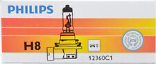 Fog Light Bulb-Standard-Single Commercial Pack Front PHILIPS 12360C1