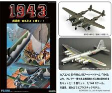 Fujimi 144238 1943 Fighter AYAKO III 1/144 Model Kit (2 Aircraft Set)