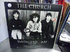 CHURCH Tantalized vinyl 12 Inch 1985 Warner Bros Records VG+
