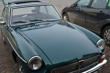 MGB GT 1975 BRITISH RACING GREEN METALLIC A LOT OF WORK CARRIED OUT