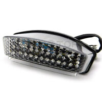 Clear LED Tail Light For Ducati Monster 400/600/620/695/750/800/900/1000 94-2008