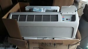 Amana 7,000 btu P-Tac A/C unit new still in the box Includes power curb, and ext