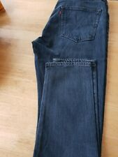 Mens Levi Jeans Waist 36 - Leg 34
