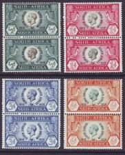 South Africa 1935 SC 68-71 MH Set Silver Jubilee