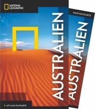 NATIONAL GEOGRAPHIC Reiseführer Australien mit Maxi-Faltkarte von Rolf Smith (2017, Taschenbuch)