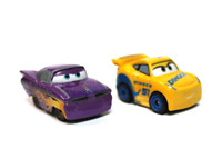 Disney Pixar Cars Ramone Mini Pull Back Racer Plastic New without packaging