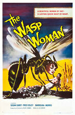 "The Wasp Women, Movie Poster Replica 13x19"" Photo Print"