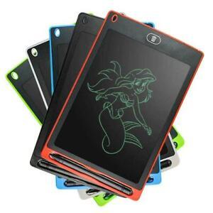 "Digital Writing Paperless Drawing Tool 8.5"" LCD Tablet Kids Girls Boys Present"